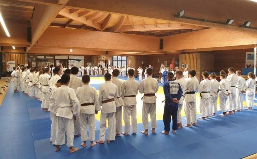 Stage Nord Judo Compétition à Gravelines