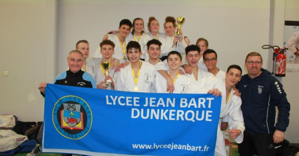 Section sportive Lycée Jean Bart